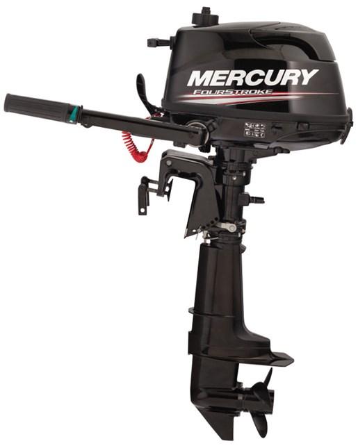 2019 Mercury 4MH 4-Stroke Photo 3 of 6