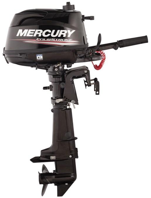 2019 Mercury 4MH 4-Stroke Photo 4 of 6