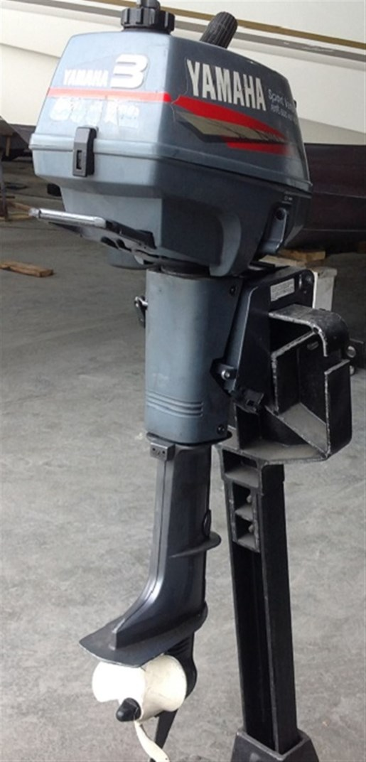 Yamaha 3mshw 1998 used outboard for sale in sorel tracy for Yamaha outboard parts house