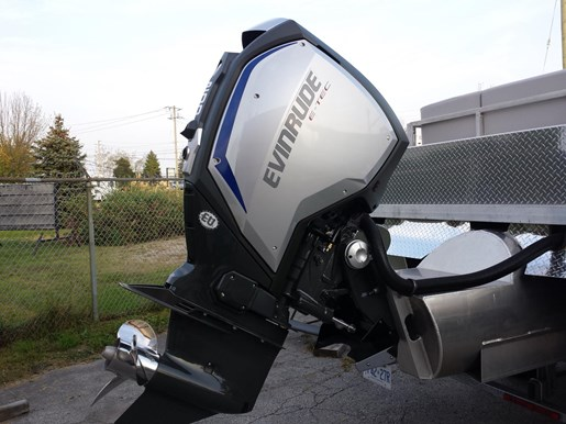 2017 Evinrude C200FLAA Photo 2 of 4