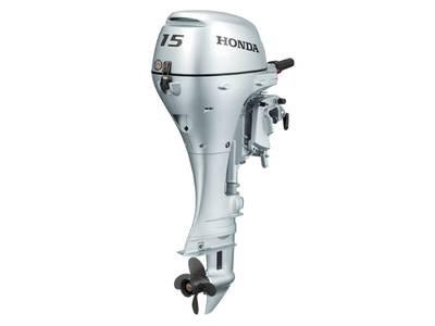 0 Honda BF15 L Type Photo 1 of 1