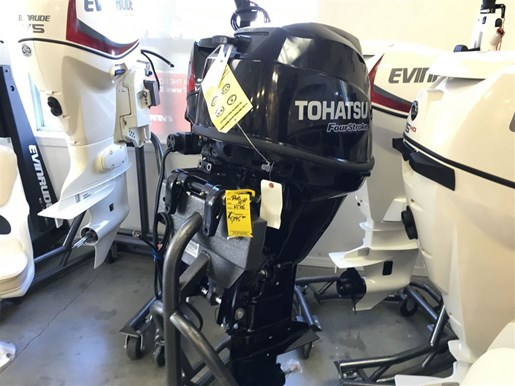 Tohatsu mfs25cetl 2017 new outboard for sale in campbell for Tohatsu boat motors for sale