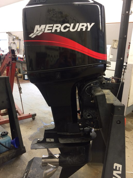 Mercury Outboard Dealers >> Mercury 125ELPTO /parts only 2002 Used Outboard for Sale in Nestor Falls, Ontario