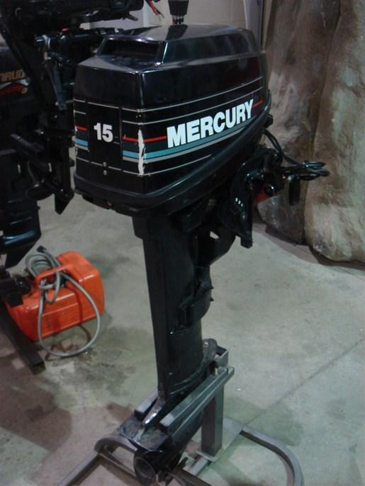 1994 Mercury 15 ML Photo 1 of 5