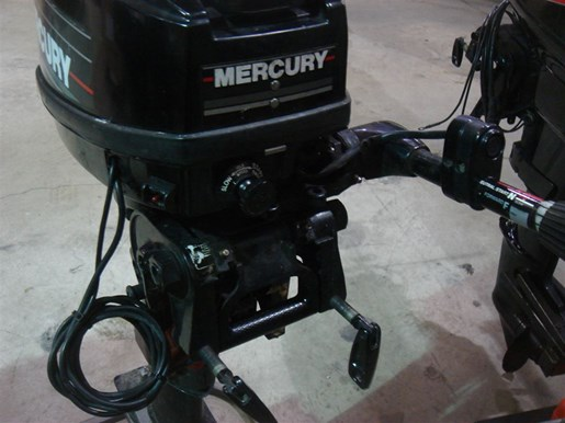 1994 Mercury 15 ML Photo 5 of 5