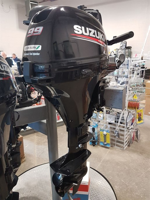 2016 Suzuki DF9.9BES | DF9.9BEL Photo 1 of 2