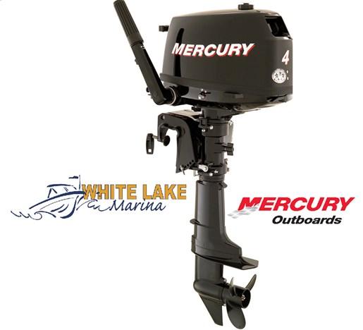 2018 Mercury 4 MH 4-Stroke Photo 1 of 4