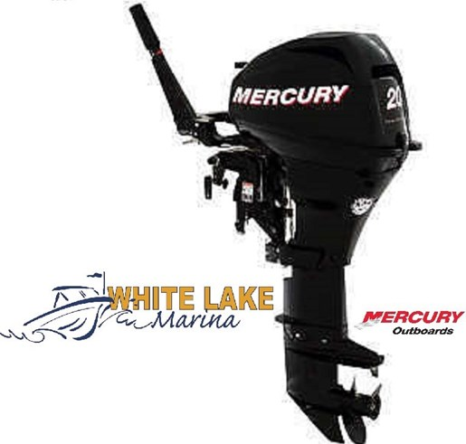 2018 Mercury 25 MLH 4-Stroke Photo 1 of 4