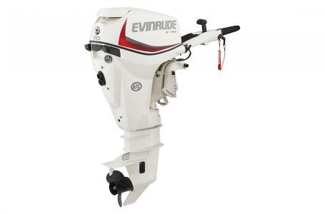 Evinrude outboard powered midget