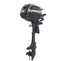 2017 Evinrude E3RG4 3.5 Photo 1 of 1