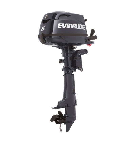 2017 Evinrude E6RGL4 6 Photo 1 of 1