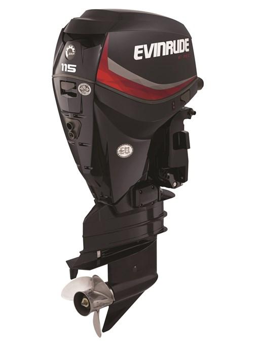 Evinrude E Tec V4 115 Hp E115dgx 2018 New Outboard For