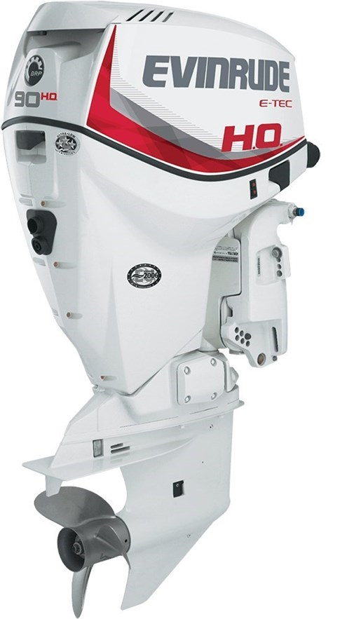 2018 Evinrude E-TEC High Output 90 H.O. - E90HGL Photo 1 of 1