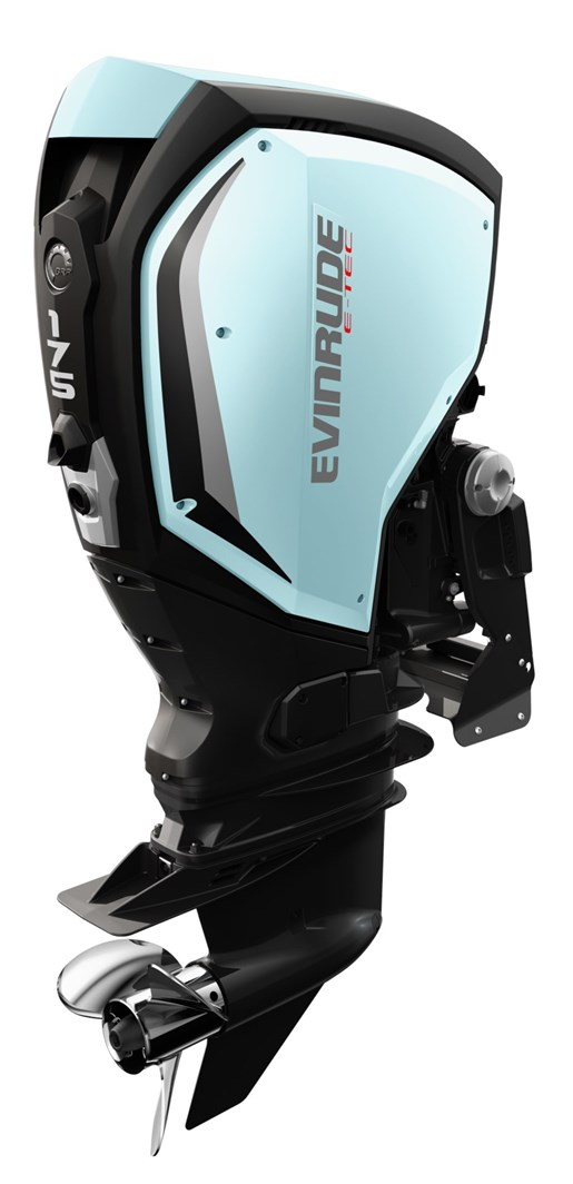 2018 Evinrude E-TEC G2 175 HP - C175PX Photo 1 of 1