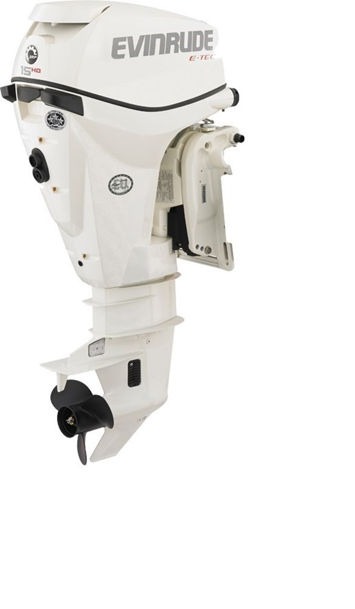 2018 Evinrude E-TEC High Output 15 H.O. - E15HPSL Photo 1 of 1