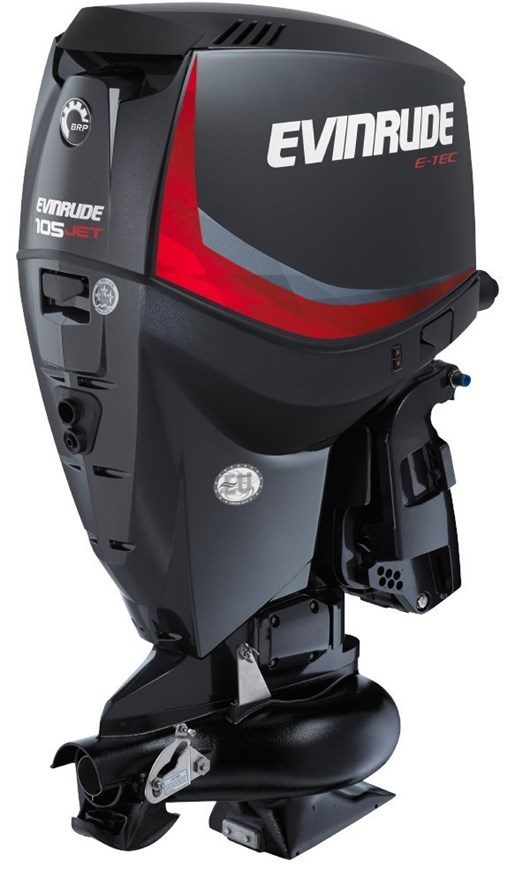 2018 Evinrude E-TEC Jet Series 105 HP - E105DJL Photo 1 of 1