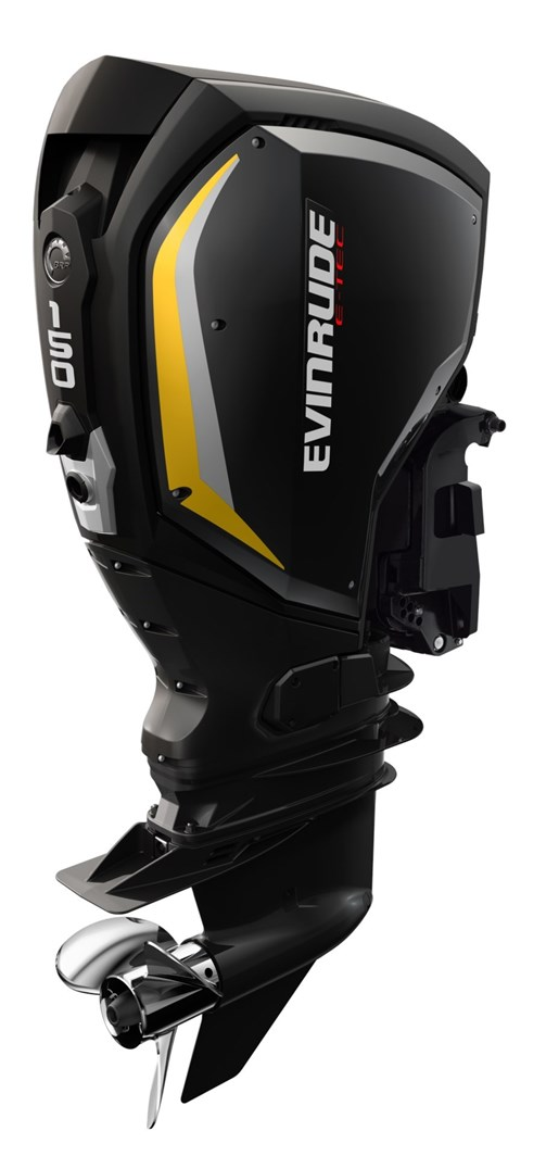 Evinrude e tec g2 150 hp c150px 2018 new outboard for for E tec outboard motors for sale