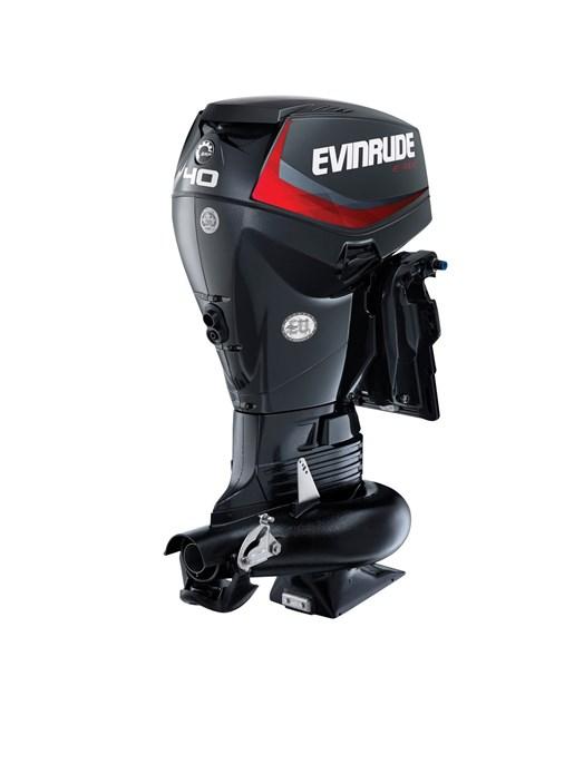 Evinrude e tec inline 40 hp e40dpjl 2018 new outboard for E tec outboard motors for sale