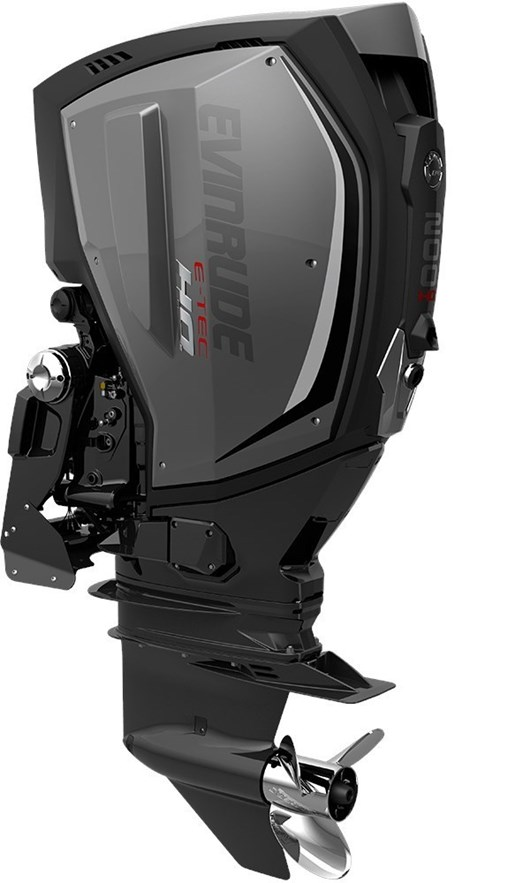 2018 Evinrude E-TEC G2 200 H.O. - E200XH Photo 1 sur 1