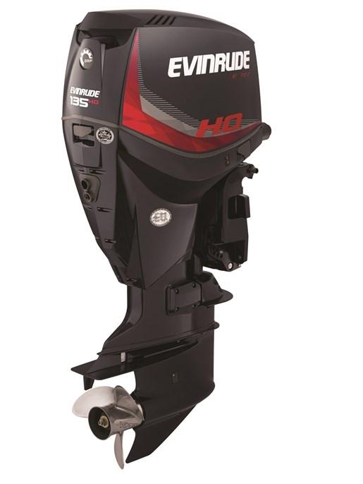 2018 Evinrude E-TEC High Output 135 H.O. - E135HGX Photo 1 sur 1