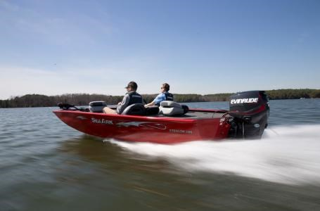 2017 Evinrude 90 HP - E90DGX Graphite Photo 2 of 2