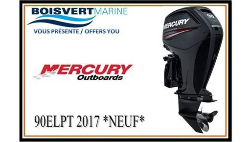 2017 Mercury 90 ELPT CT Photo 1 of 2