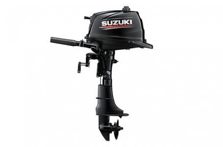 2017 Suzuki DF6AS Photo 2 of 2