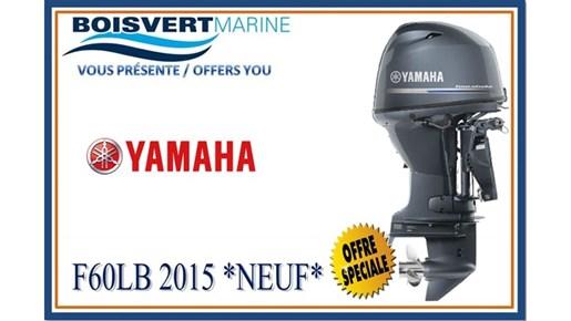 2015 Yamaha F60LB Photo 1 of 2