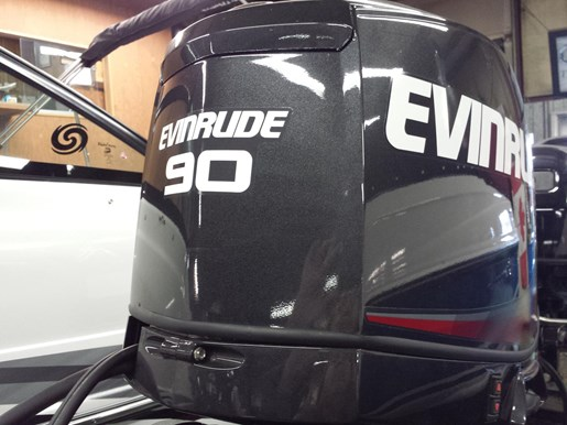 2018 Evinrude E-TEC Photo 1 of 7