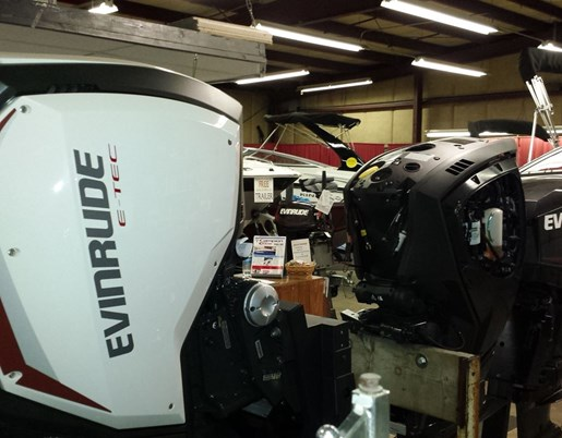 2018 Evinrude E-TEC Photo 2 of 7