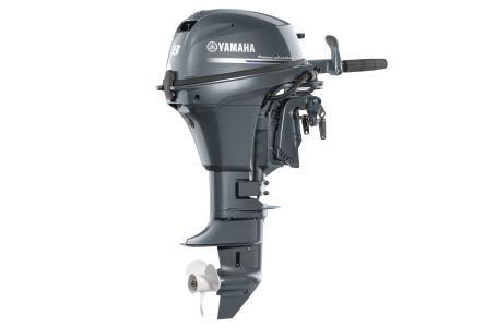 2018 Yamaha F8 - 15 in. Shaft **choose $100 rebate or 24 mth Y Photo 2 of 3