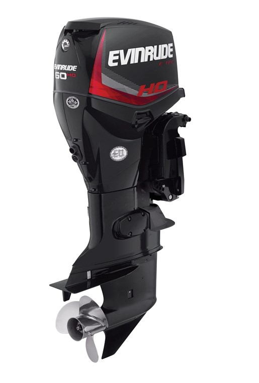 2018 Evinrude E-TEC Inline 60 H.O. - E60HGL Photo 1 of 1