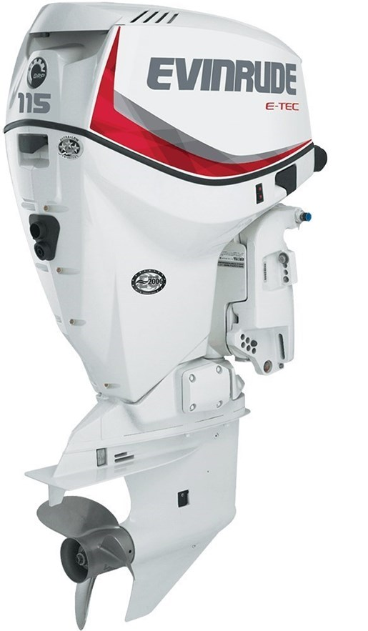 2018 Evinrude E-TEC V4 115 HP - E115DSL Photo 1 of 1
