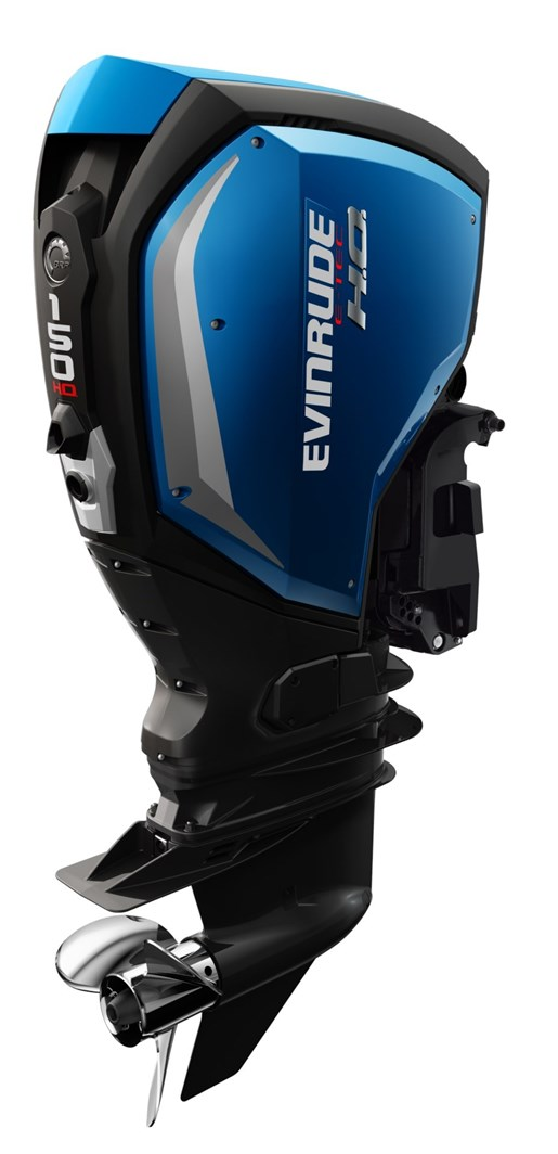 2018 Evinrude E-TEC G2 150 H.O. - C150PXH Photo 1 of 1