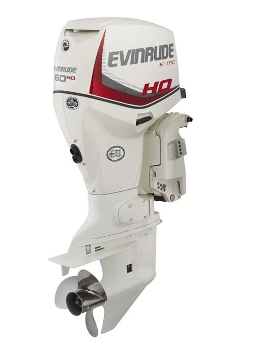 2018 Evinrude E-TEC Inline 60 H.O. - E60HSL Photo 1 of 1