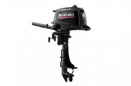 2018 Suzuki DF6AS Photo 1 of 2