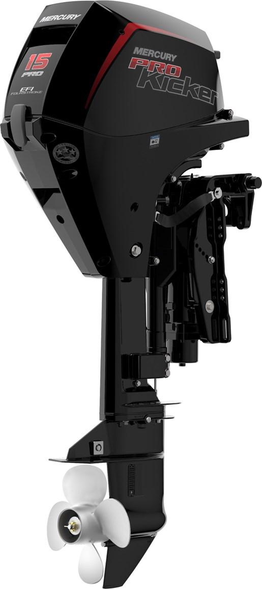 Mercury 15elpt Prokicker 4 Stroke Efi 2019 New Outboard