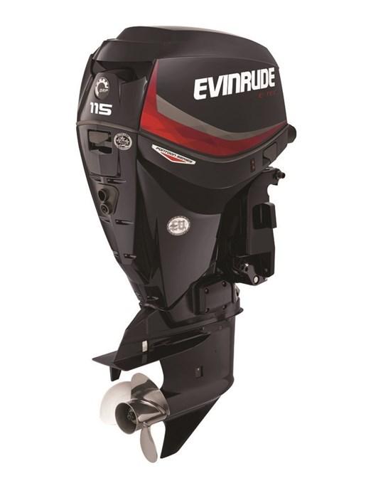2018 Evinrude E-TEC V4 115 HP - E115DGL Photo 1 sur 1