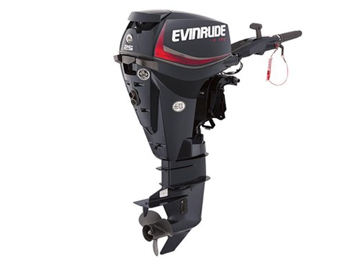 2016 Evinrude Inline 25-HP E25DRGL Photo 1 of 1