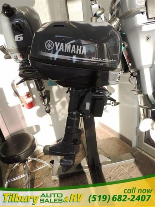 2018 Yamaha F4 Photo 3 of 4