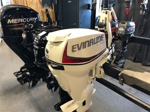 2015 Evinrude ETEC 30 Photo 1 of 6