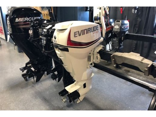2015 Evinrude ETEC 30 Photo 5 of 6