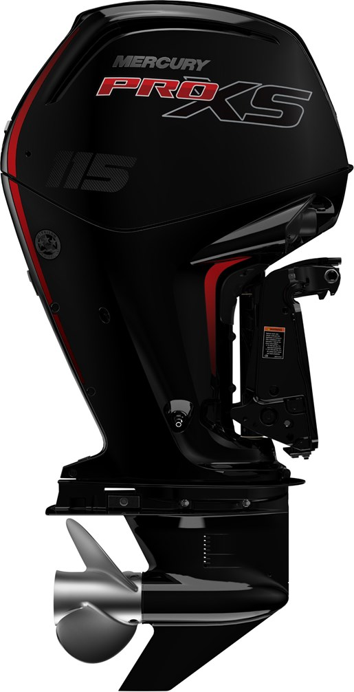 Mercury 115elpt pro xs 4 stroke 2018 new outboard for sale for Best outboard motor warranty