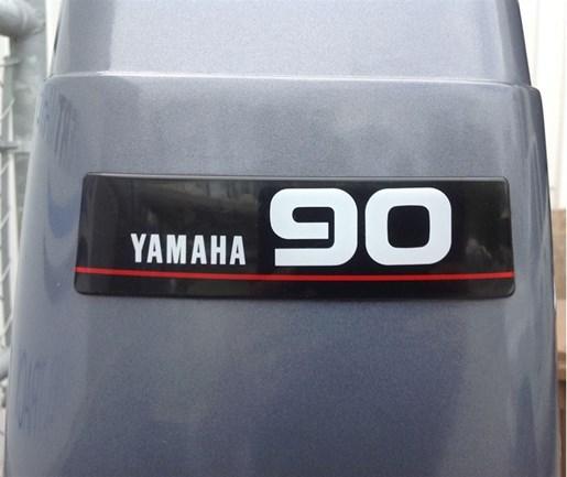 1996 Yamaha 90 TLRU Photo 2 of 3