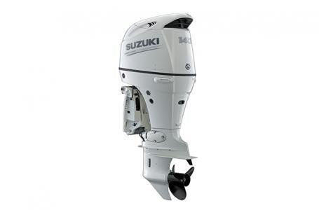 2018 Suzuki DF140ATLW (WHITE) Photo 1 of 3