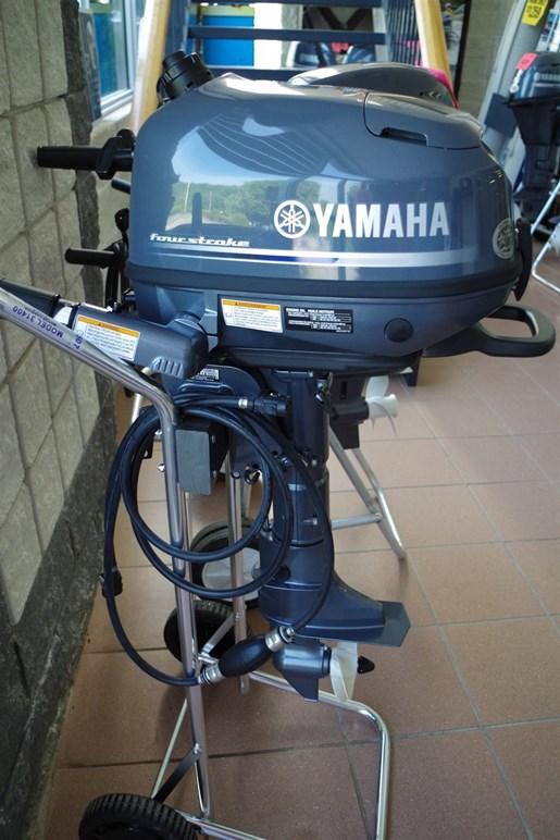 2018 Yamaha F4 SMHA Photo 2 of 2