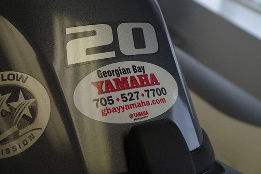 2017 Yamaha F20SPA Photo 5 of 8