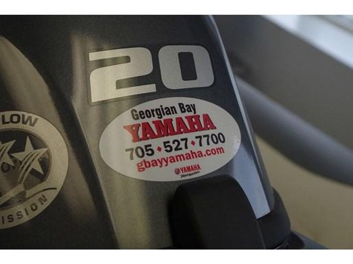 2018 Yamaha F20SPA Photo 5 of 8