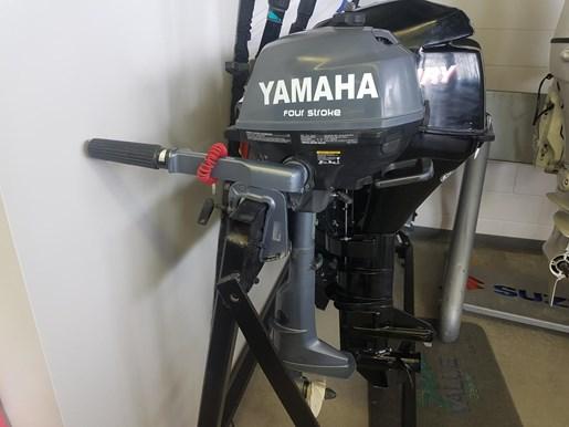2002 Yamaha 2.5HP 4STK Photo 1 of 4