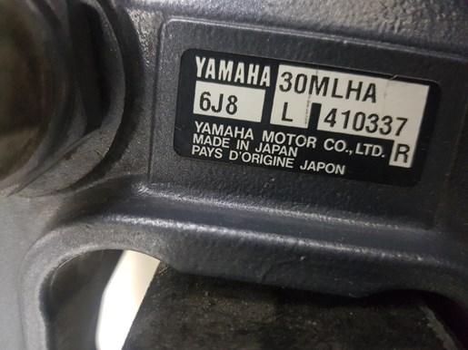 2002 Yamaha 30 MLHA Photo 7 of 7